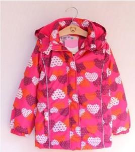 Memilih Jaket Untuk Anak