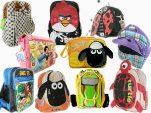 Memilih Tas Sekolah Anak yang Baik
