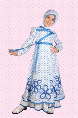Ajarkan Anak Anda Untuk Berpakaian Muslim Sejak Dini Agar Terlihat Lebih Islami