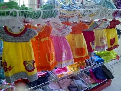 Ayo Kita Belajar Berbisnis Pakaian Anak Dengan Modal Kecil