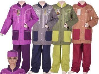 Baju Muslim Bayi Laki-Laki