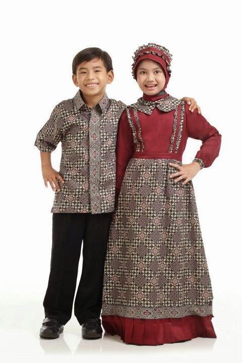 Busana Muslim Anak Putera Dan Puteri