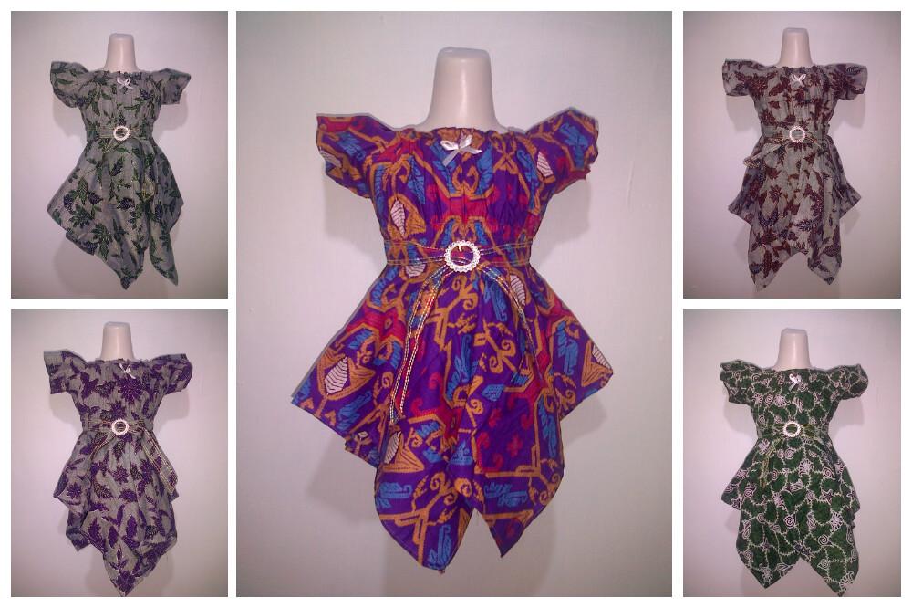 Cara Membeli Dress Batik Buat Bayi Perempuan