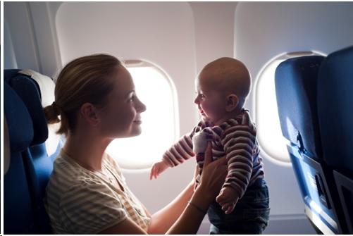 Perlengkapan Anak Ketika Akan Melakukan Penerbangan